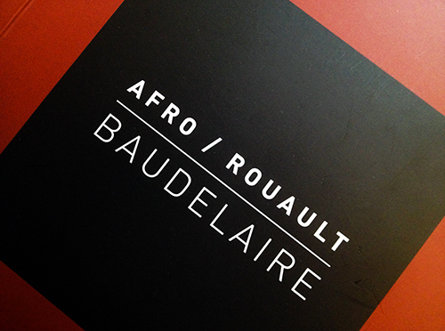 Afro / Rouault – Baudelaire